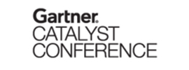 Gartner Catalyst Conference, Aug 15 - 18, 2016