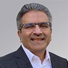 Dhrupad Trivedi, President, CEO and Chairman of the Board, A10 Networks