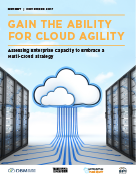 Gain the Ability for Cloud Agility